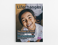 Lifechanges Magazine (Winter 2016) - VSO