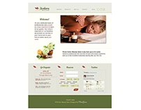 Website Design - 3Colors Beauty Salon