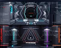 Sci-Fi Consept Design