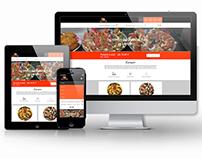 Maré Alta restaurant - Site - Blog Responsive