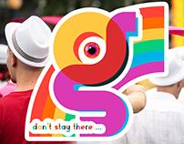 #TypeWithPride poster