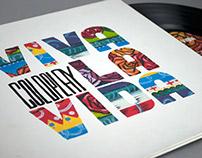 Viva La Vida LP Cover