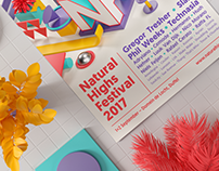 Natural Highs Festival 2017