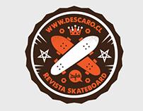 Logo collection Descaro skate Magazine