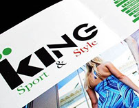 Graphic Design - King Sport & Style