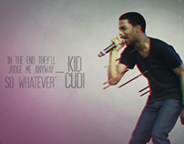 Kid Cudi, Quote Designs