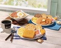 McDonald Breakfast Visual