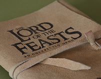 Lord of the Feasts - An Unexpected Menu