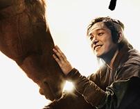 MBC TV series 'Ma-Ui 마의' Poster Design