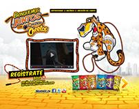 Brinquemos juntos con Chester Cheetos