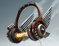 What do your headphones say about you? - The 3D Agency