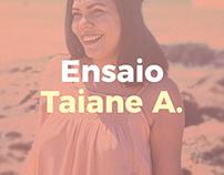Ensaio - Taiane Assunção