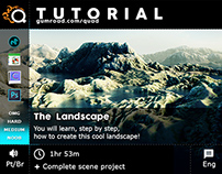 Tutorial - Create a landscape