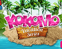 Kokomo game banner design