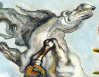 Calendario 2010 Homenaje a Dalí