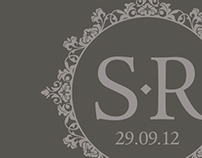 Sophie & Robert Wedding Stationery