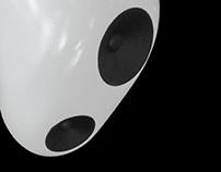 Mutan / Stereo Speaker / 2007