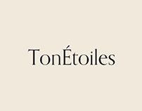 Logo & Brand Identity | TonEtoiles Jewellery