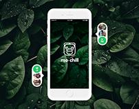 Mochill - Backpacker app