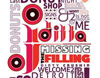 J Dilla - Missing the Filling