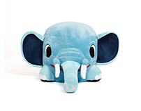 ZUZU PARADE: ELEPHANT stool!