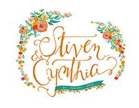 Stiven&Cynthia - Wedding Cards