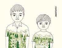 MUJIRUSIRYOHIN campground poster