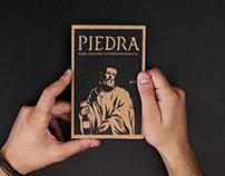 """Editorial / Revista """"Piedra"""""""