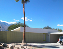 1960 Donald Wexler / Palms Springs house remodel