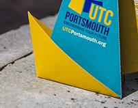 UTC Origami leaflet