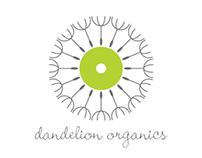 Dandelion Organics Logo