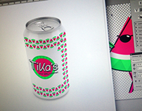 Tika | Watermelon Coke