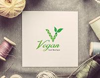 Vegan Brand Identity