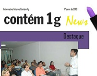 Jornal Interno - Contém 1g
