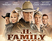 J.L. Family Ranch Key Art & Packaging