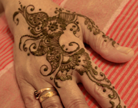 Mehndi for Family and Friends