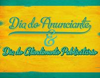 Dia do Anunciante & Dia do Atendimento Publicitário