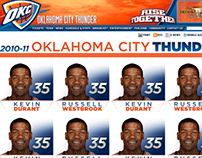 Thunder Player Pages
