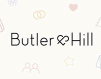 Butler & Hill: Gift Company Rebranding 2017