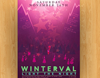 Winterval: light the night