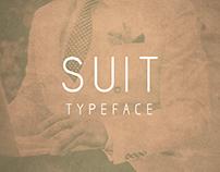 SUIT font - Typeface
