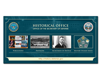 Historical Office of the Secretary of Defense Banner