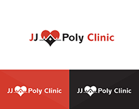 JJ Poly Clinic Logo