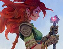 Fantasy staff _ 2016