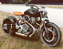 (Personal) 2015 Confederate X132 Hellcat Speedster