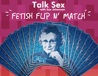 Talk Sex Fetish Flip N' Match Game