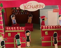 Branding Acnarin (the product of Simona) - Team