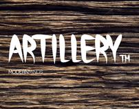 Artillery Font