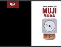 MUJI ANNUAL REPORT