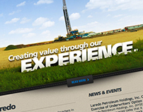 Laredo Petroleum website
